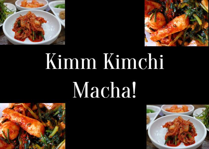 Fermentation Kimchi Workshops Kurse