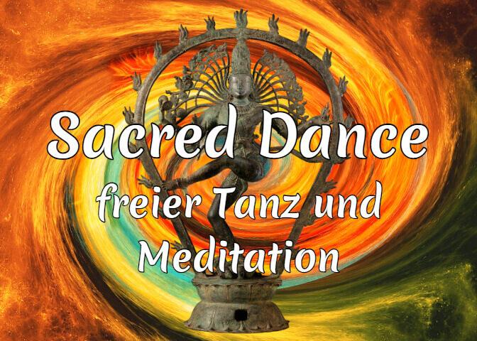 rythmische Musik mit anschließender Meditation