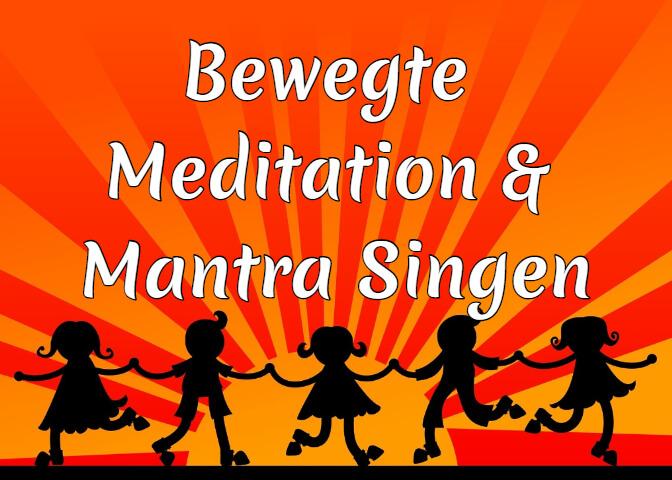 Meditieren, Spüren, Tönen, Bewegen